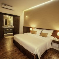Inside Deluxe Rooms